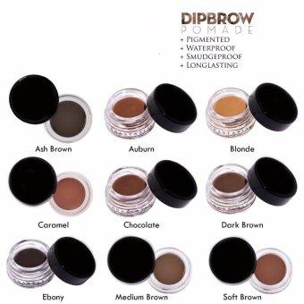 GMY DIPBROW Pomade Eyebrow (Ash Brown) - 3
