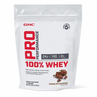 GNC PRO PERFORMANCE(R) 100% WHEY 1lb Choco Price Philippines