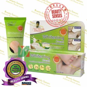 Herbal Skin Doctor Armpit, Elbow, Knee, Whitening Cream 50ml - 3
