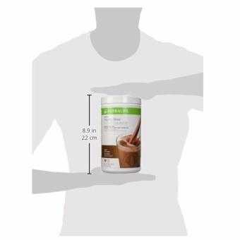 Herbalife F1 Slimming Nutritional Shake Mix (Dutch Choco) - 5