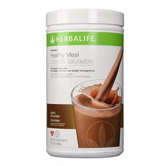 Herbalife F1 Slimming Nutritional Shake Mix (Dutch Choco) - 4