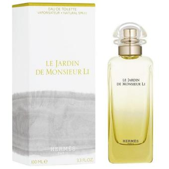 Hermes Le Jardin De Monsieur Li . Eau De Toilette 100 Ml Price Philippines