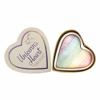 I Heart Makeup Unicorns Heart Rainbow Highlighter