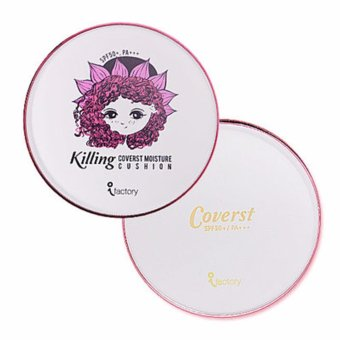 [IFACTORY] Killing Coverst Cushion #23 Natural Beige - intl