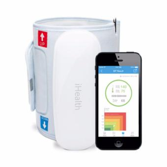 iHealth Wireless Arm Type Blood Pressure Monitor - 3