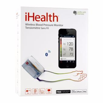 iHealth Wireless Arm Type Blood Pressure Monitor
