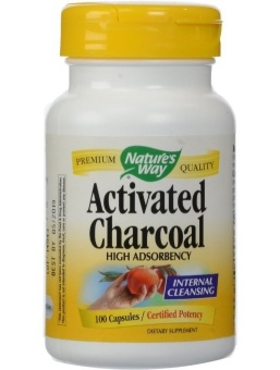 Harga Nature's Way Activated Charcoal