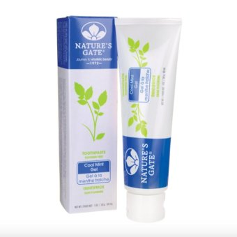 Nature's Gate Natural Toothpaste Cool Mint Gel 170g (5oz) Price Philippines