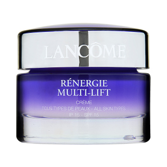 LANCOME Renergie Multi-Lift Redefining Lifting Cream SPF15 (All Skin Types) (New Version) 1.7oz, 50ml - Intl Price Philippines