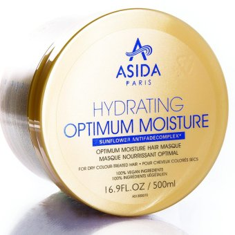 ASIDA Hydrating Optimum Moisture Hair Masque 500ml Price Philippines