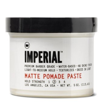 Harga Imperial Matte Pomade Paste