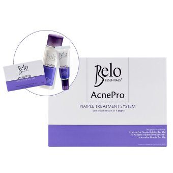Belo Essentials Acnepro Pimple Treatment System Price Philippines