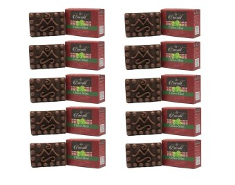 Harga Mont Sapo Emerald Choco-Mint Soap 120g Set of 10