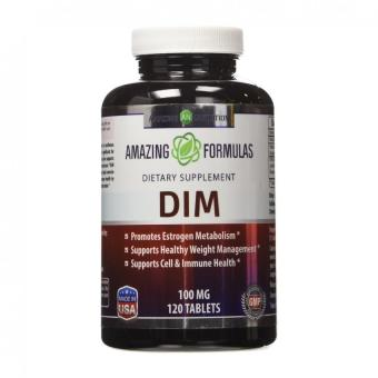 Harga Amazing Nutrition DIM 100 Mg 120 Tablets