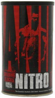Harga Universal Nutrition Animal Nitro Sports Nutrition Supplement- 44-Count