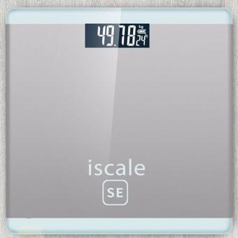 Iscale SE Digital Scale High Accuracy Weight Scale (White-Gray) Price Philippines