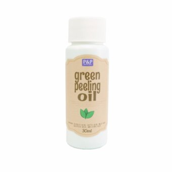 Harga P&P Green Peeling Oil for Face 30ml