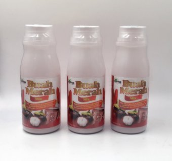 Buah merrah powder mix sets of 3 Price Philippines