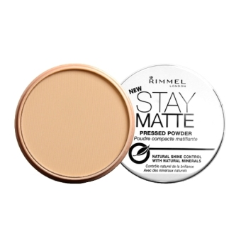 Harga Rimmel Stay Matte Pressed Powder, Creamy Beige