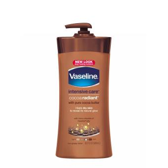Harga Vaseline Intensive Care Cocoa Radiant Lotion 600ml