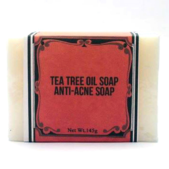 Harga NNZN Skin Care (TEA TREE OIL SOAP)