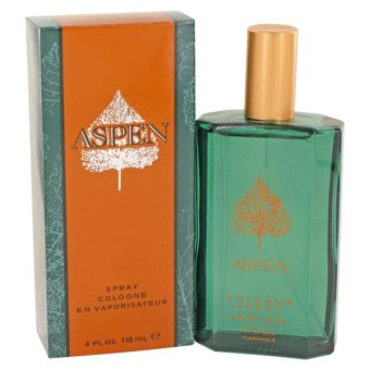 Harga Aspen by Coty Eau De Cologne Spray for Men 118ml