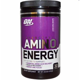 Optimum Nutrition Essential Amino Energy Concord Grape 270oz Price Philippines