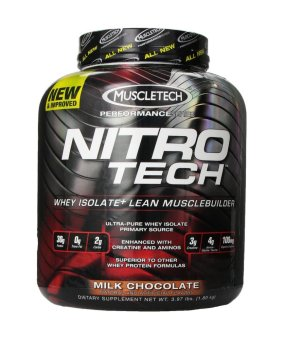 Harga Nitro Tech Chocolate 4lbs