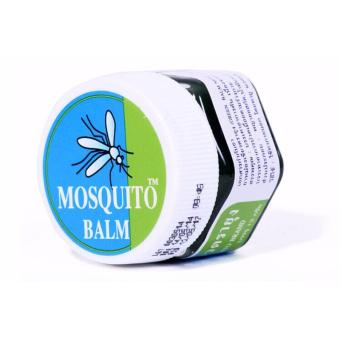 Thailand Mosquito Balm - Mosquito repellent & anti-itch balm (13g) Price Philippines