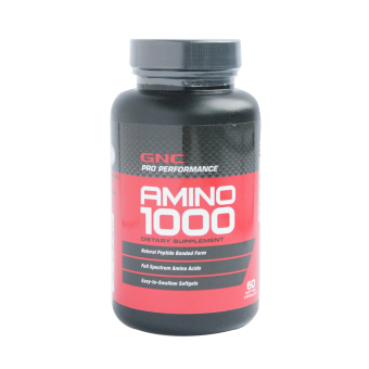 GNC Pro Performance® Amino 1000 Price Philippines