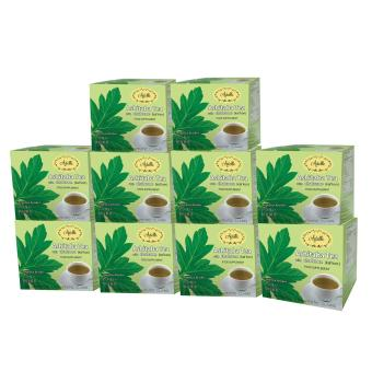 Harga Adelle Ashitaba Tea with Chalcone in Box 2g 10's Sachets Pack of 10
