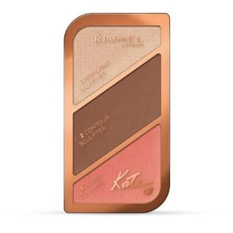 Harga RIMMEL Kate Sculpting & Highlighting Palette ~ GOLDEN BRONZE