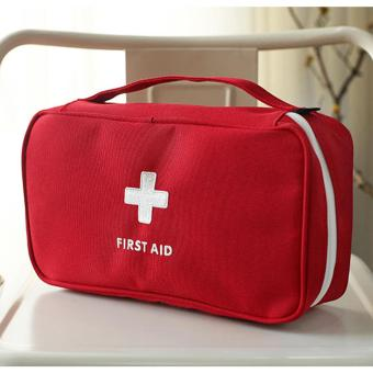 Harga King's First Aid Pouch Bag Medicine Bag