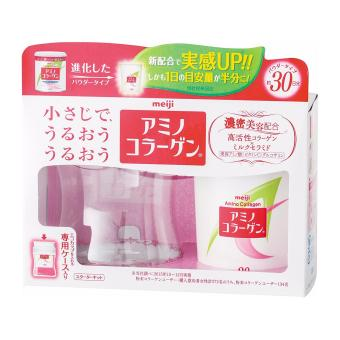 NEW AND IMPROVED Meiji Amino Collagen with starter kit Price Philippines