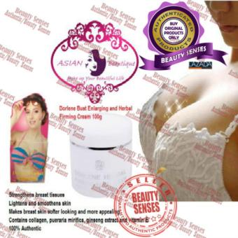 Harga Dorlene Bust Enlarging and Herbal Firming Cream 100g