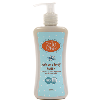 Belo Baby Hair N Body Wash 200ml Price Philippines