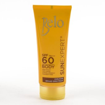 Belo Sun Expert Body SPF60 PA+++ 100ml Price Philippines