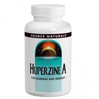 Source Naturals Huperzine A, 200mcg, 120 Tablets Price Philippines