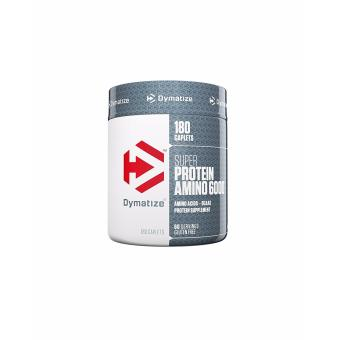 Harga Dymatize Super Amino 6000 Extended Release Formula, 180 Caplets