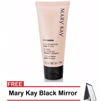 Harga Mary Kay Timewise Microdermabrasion Step 2: Pore Minimizer with FREE Mary Kay Black Mirror