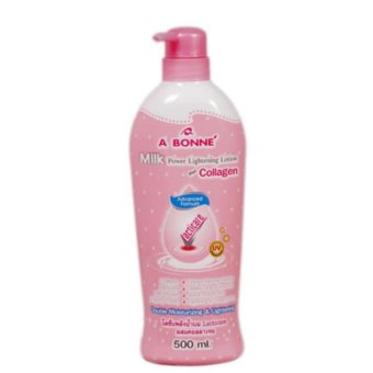 A Bonne Milk Power Whitening Lotion with Collagen 500ml Price Philippines