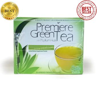 JC PREMIERE SLIMMING GREEN TEA BOX of 10 sachet Price Philippines
