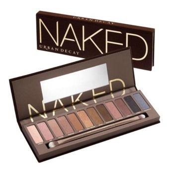 Harga URBAN DECAY NAKED 12-Color Eyeshadow Palette- Intl