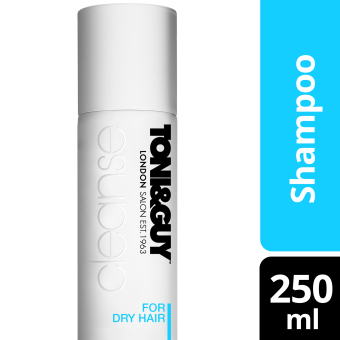 TONI & GUY SHAMPOO CLEANSE FOR DRY HAIR 250ML Price Philippines