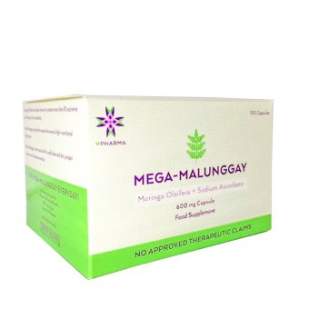 VPharma Mega-Malunggay Box of 100's Price Philippines