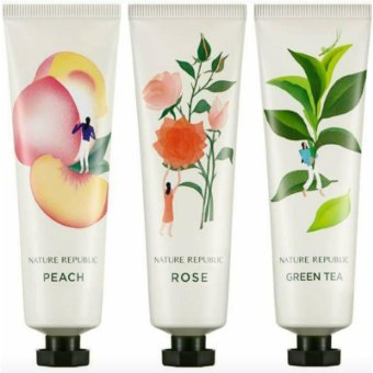 NATURE REPUBLIC Hand Cream (Rose) From Korea Price Philippines
