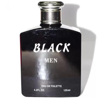 Harga Verygood Black Men Eau De Toilette (Black) 125ml