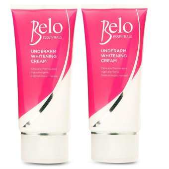 Belo Underarm Whitening Cream Set of 2 (50% Off on 2nd item) Price Philippines