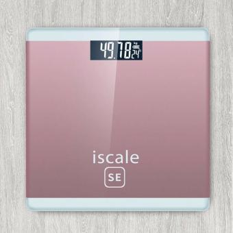 Iscale SE Digital Scale High Accuracy Weight Scale (Rose Pink) Price Philippines