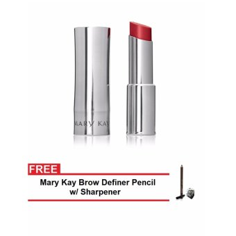 Harga Mary Kay True Dimensions Lipstick Sizzling Red With Free Mary Kay Brow Definer Pencil Brunette
